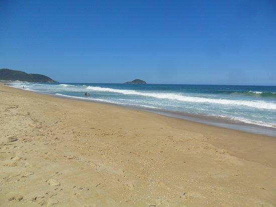 Mocambique Beach: Depois de tanto sacrifício, chegamos na praia!