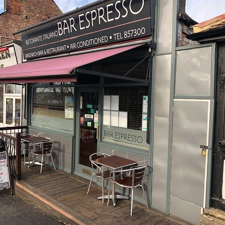 Image Bar Espresso in East of England