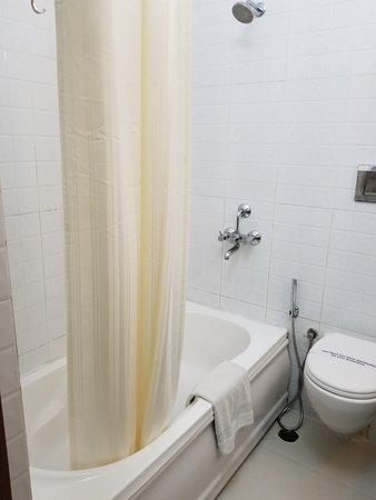 Resort Borgos : Tub
