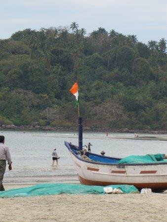 Colva, India: Palolem