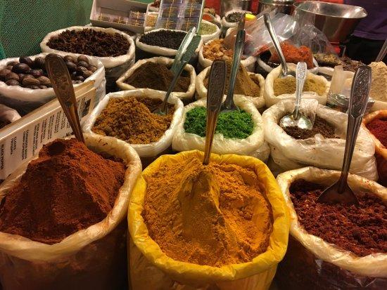 Colva, India: Anjuna market