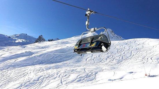 Hintertuxer Gletscher: Skifahren im November 2017