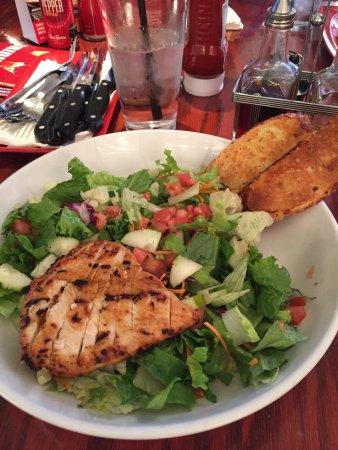 Littleton, CO: yummy chicken salad