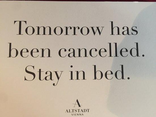 Hotel Altstadt Vienna: photo0.jpg