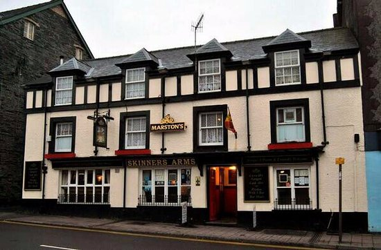 Machynlleth, UK: This is the place that serves good honest home made pub grub