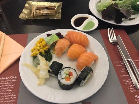 Hockenheim, Deutschland: Try Sushi