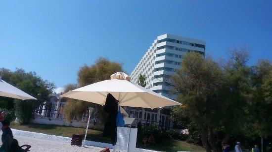 Kassandra, Greece: пешком два шага