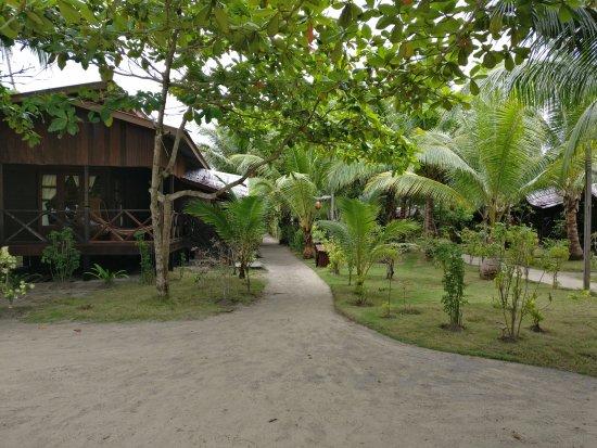 Valokuva: Scuba Junkie Mabul Beach Resort