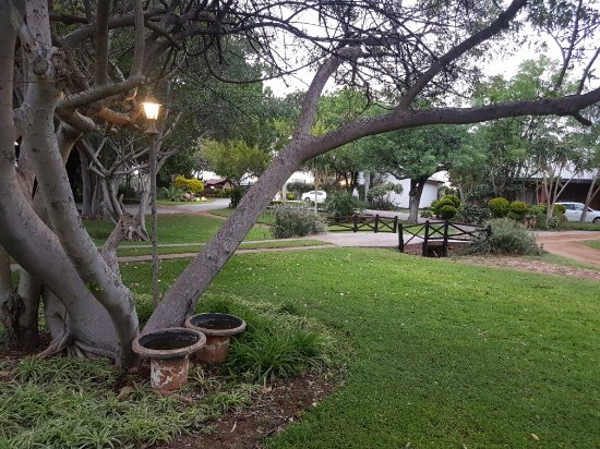 Musina, Южная Африка: Baobab Chalets