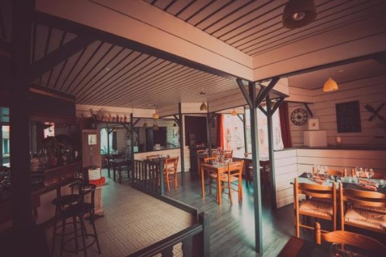 Pluvigner, Франция: Notre salle de restaurant