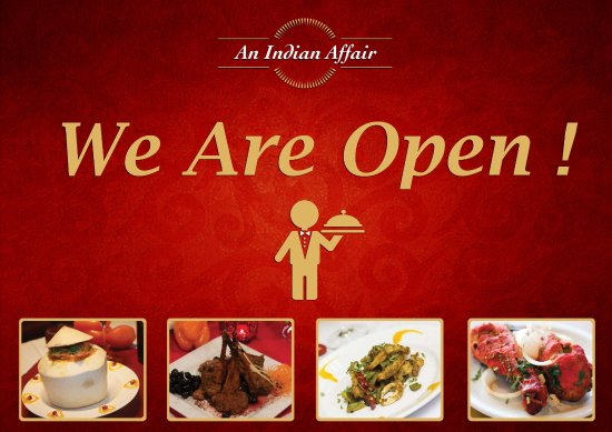 Langley, Canada: Hi, We Are Open!!  We Missed U All So Much! Part Of Our Restaurant is Open & We are Eager to Ser