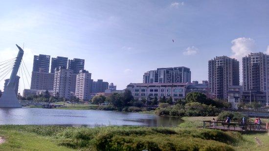 Taoyuan, Taiwán: PARK VIEW