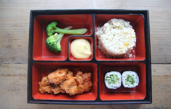 kids bento box picture of tootoomoo crouch end london tripadvisor. Black Bedroom Furniture Sets. Home Design Ideas