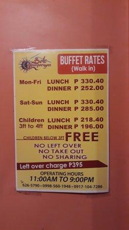 Buffet Restaurant In San Fernando La Union