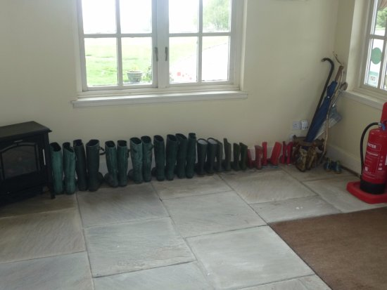 Kilchrenan, UK: the Welly Collection