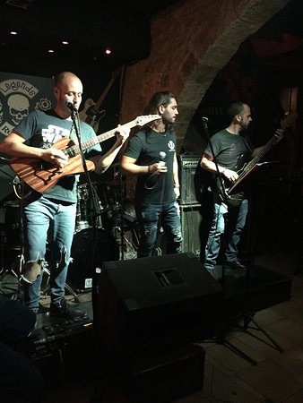 Legends Rockbar: Concert de Oldevils ol'Double