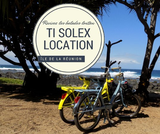Arrondissement of Saint-Pierre, Reunion: visitez la Reunion en Velosolex !