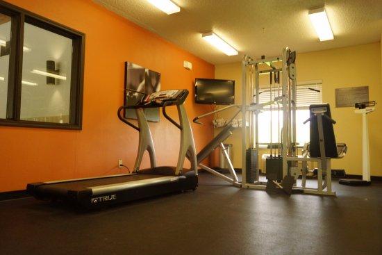 Milford, NY: Fitness room