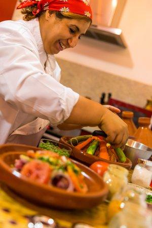 Riad Asrari: Cuisine :o)