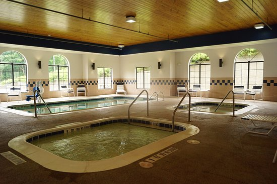 Milford, NY: Pool & Spa