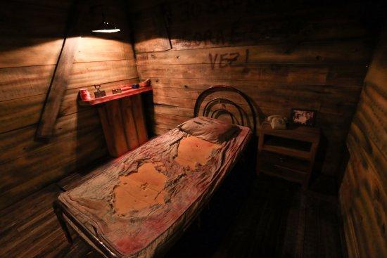 Taguatinga, DF: Room - A Cabana: Esfolador de Santa Bárbara