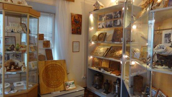 Городец, Россия: Один из залов музея