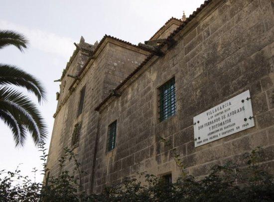 Vilagarcia de Arousa, Испания: храм