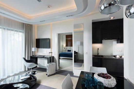 Apartament Z Jedną Sypialnią Taras Picture Of Hotel