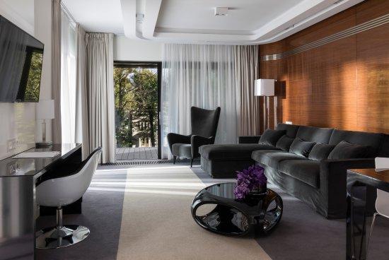 Apartament Z Jedna Sypialnią Salon I Aneks Kuchenny
