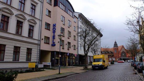 Hotel am Jungfernstieg: Außenansicht