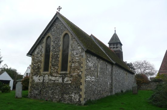 St Mary's Church Stodmarsh