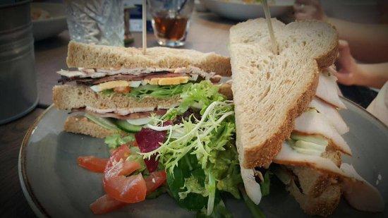 Gilze, Hollanda: Sandwich