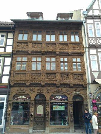 Wernigerode, ألمانيا: Дом Круммеля