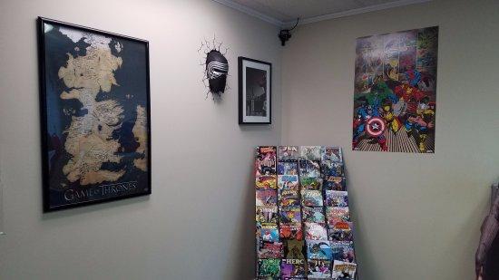 Denver, Carolina del Norte: The Comic Book Store