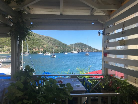 Sivota, Griekenland: The view