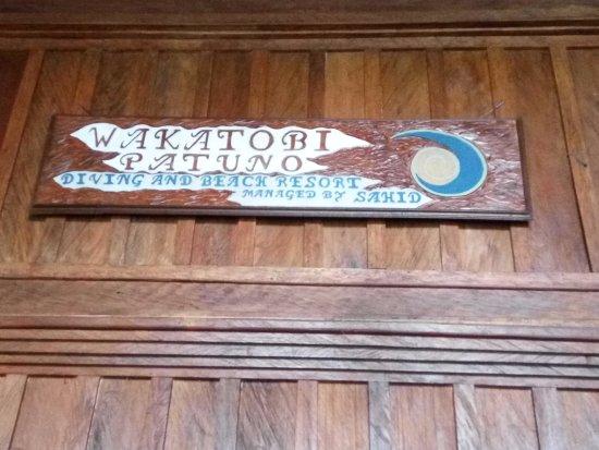 Foto de Patuno Resort Wakatobi