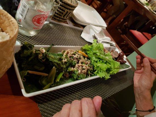 Cinq Propositions Pour Sinitier à La Cuisine Lao Picture Of - Cuisine laotienne