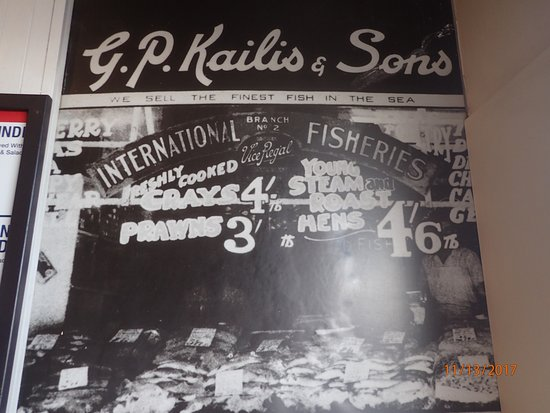 Kailis Fish Market Cafe: old pictures