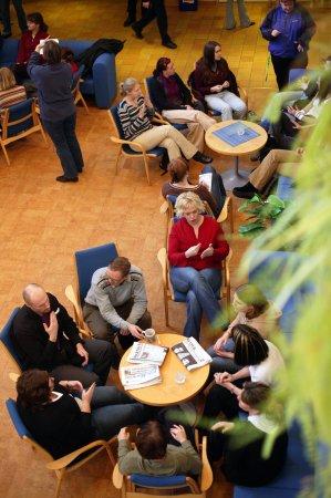 Leksand, Sweden: Teckenspråkig folkhögskola