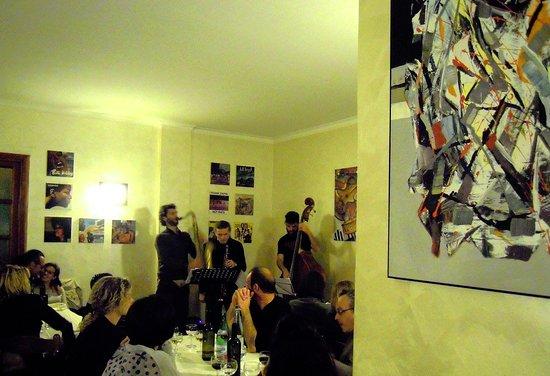 Posta Fibreno, Włochy: Girotto Trio