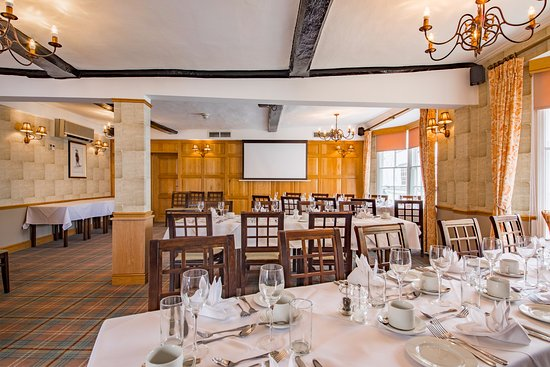 Salisbury Arms Hotel: Function room available for weddings and corporate events