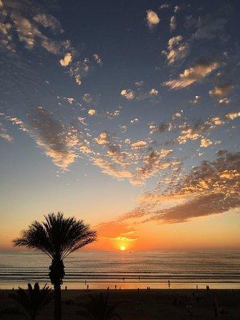 Hotel Riu Palace Tikida Agadir: Beautiful sunsets