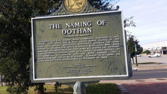 Dothan, AL: outside