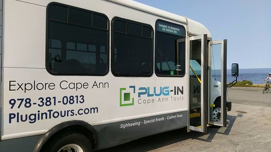 Plug In Cape Ann Tours