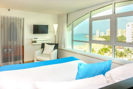 Interior - Picture of San Juan Water Beach Club Hotel, Puerto Rico - Tripadvisor