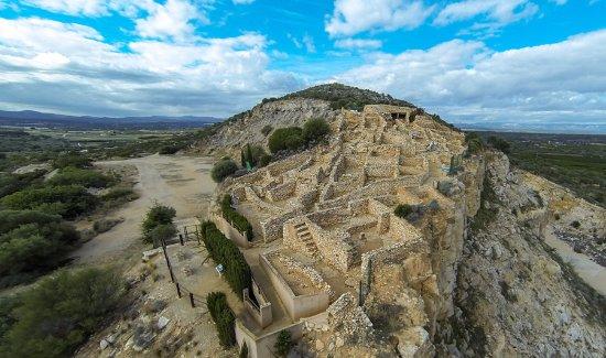Poblado Ibero del Puig de la Nau