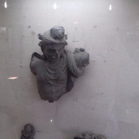 Gandhara sculpture - Mardan Museum