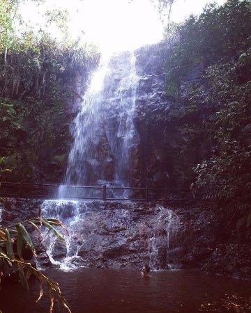 Brotas: Cachoeira Santo Antonio