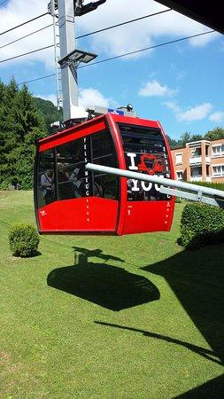 Adliswil, สวิตเซอร์แลนด์: LAF纜車