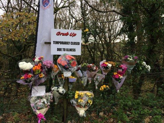 Tavistock, UK: Sadly Graham has died